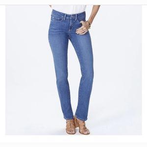 NYDJ Marilyn Straight Jeans